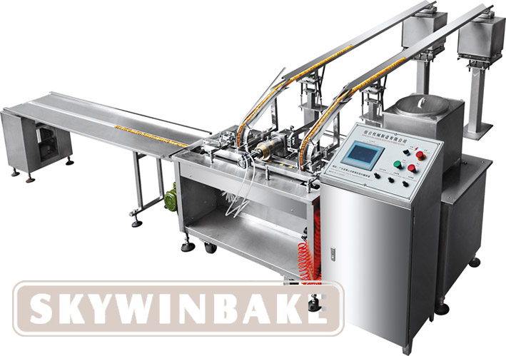 HY-A1 ONE LINE MINITYPE-BISCUIT SANDWICHING MACHINE