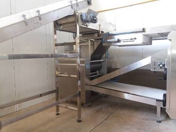Three-roll Pre-sheeter